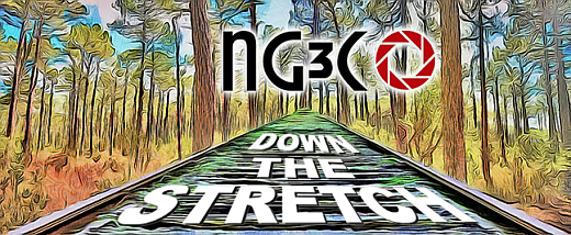 NG3C Down the Stretchgraphic